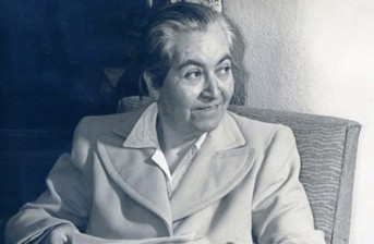 April Is National Poetry Month And I Want To Share A Few Works Of Poet Just Discovered Gabriela Mistral 7 1889 January 10 1957